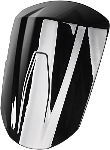 discount Mallofusa Motorcycle Rear Seat Cowl sale new arrival Cover Compatible for Suzuki GSXR600 GSXR750 2008 2009 2010 K8 Black outlet online sale