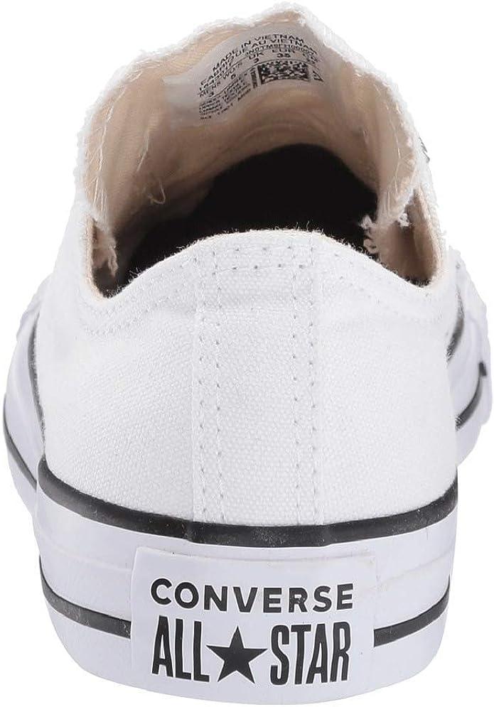Converse Chuck Taylor All Star - Sneaker senza lacci, Nero ...