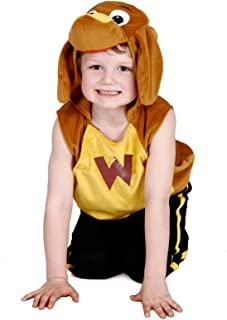 The Wiggles Wags the Dog Plush Tabard Toddler Costume