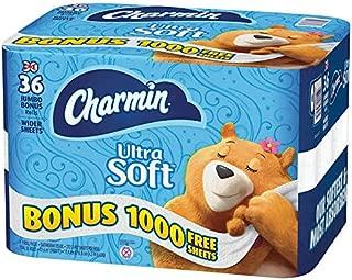 Charmin Ultra Soft Bathroom Tissue 30 Jumbo Rolls = 83 Regular Rolls