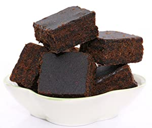 helen ou @Yunnan specialty: handmade dark brown sugar for relieving the pain during menstrual?period 8.8oz