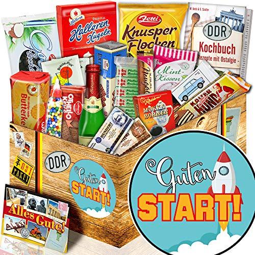 Guten Start + Ostalgie Box + neuer Job guter Start