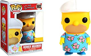 6618f12cda3 Funko Homer Muumuu Pop Hot Topic The Simpsons abbastanza