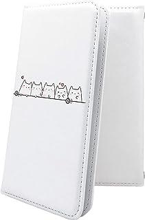 GALAXY S5 SCL23 ケース 手帳型 猫 ネコ ギャラクシー アクティブ ケース 手帳型ケース 猫柄 GALAXYS5 ケース かわいい 可愛い kawaii lively 10379-wejggb-10001278-GALAXYS5
