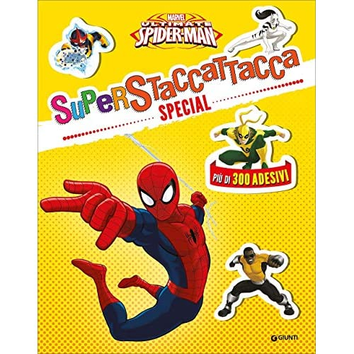 Spider-Man. Superstaccattacca special. Con adesivi