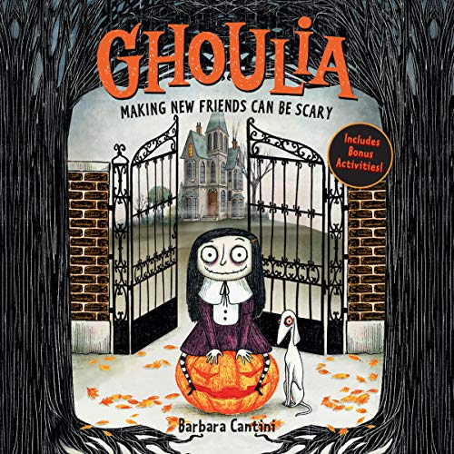 Ghoulia audiobook cover art