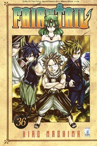 Fairy Tail (Vol. 36)