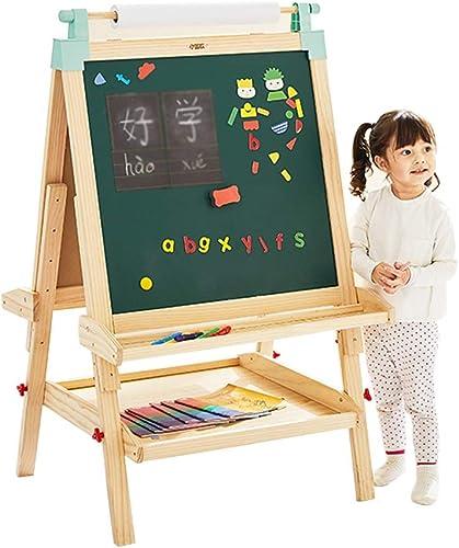Kinder-Zeichenbrett kann angehoben und gesenkt werden nach Hause Unterricht magnetische l hbare Weißboard überGröße Kinder doppelseitige Schreibtafel Graffiti-Board