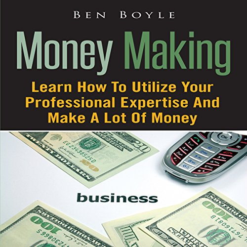 Money Making audiobook cover art