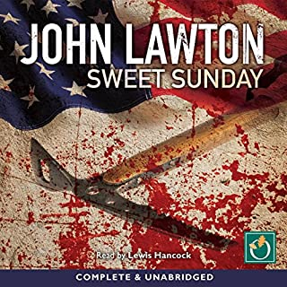 Sweet Sunday audiobook cover art