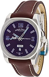 Armand Nicolet J09 Day&Date Automatic 9650A-MR-PK2420MR