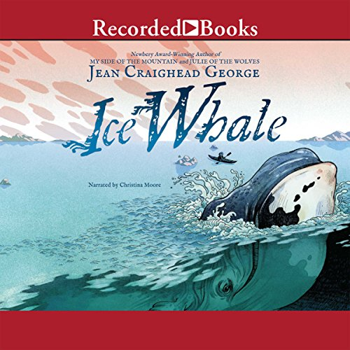 Ice Whale audiobook cover art