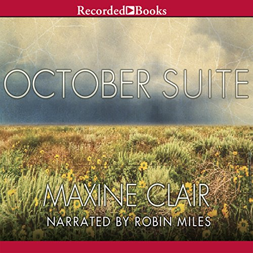 October Suite audiobook cover art