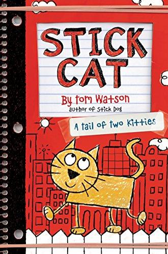 Stick Cat: A Tail...
