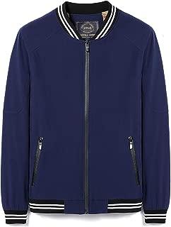 Wholesale Men New Spring Autumn New Casual Solid Jacket Coat Men Bomber Fashion Elastic Warm Waterproof J
