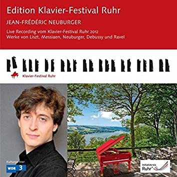Jean-Frédéric Neuburger (Edition Ruhr Piano Festival, Vol. 30) (Live)