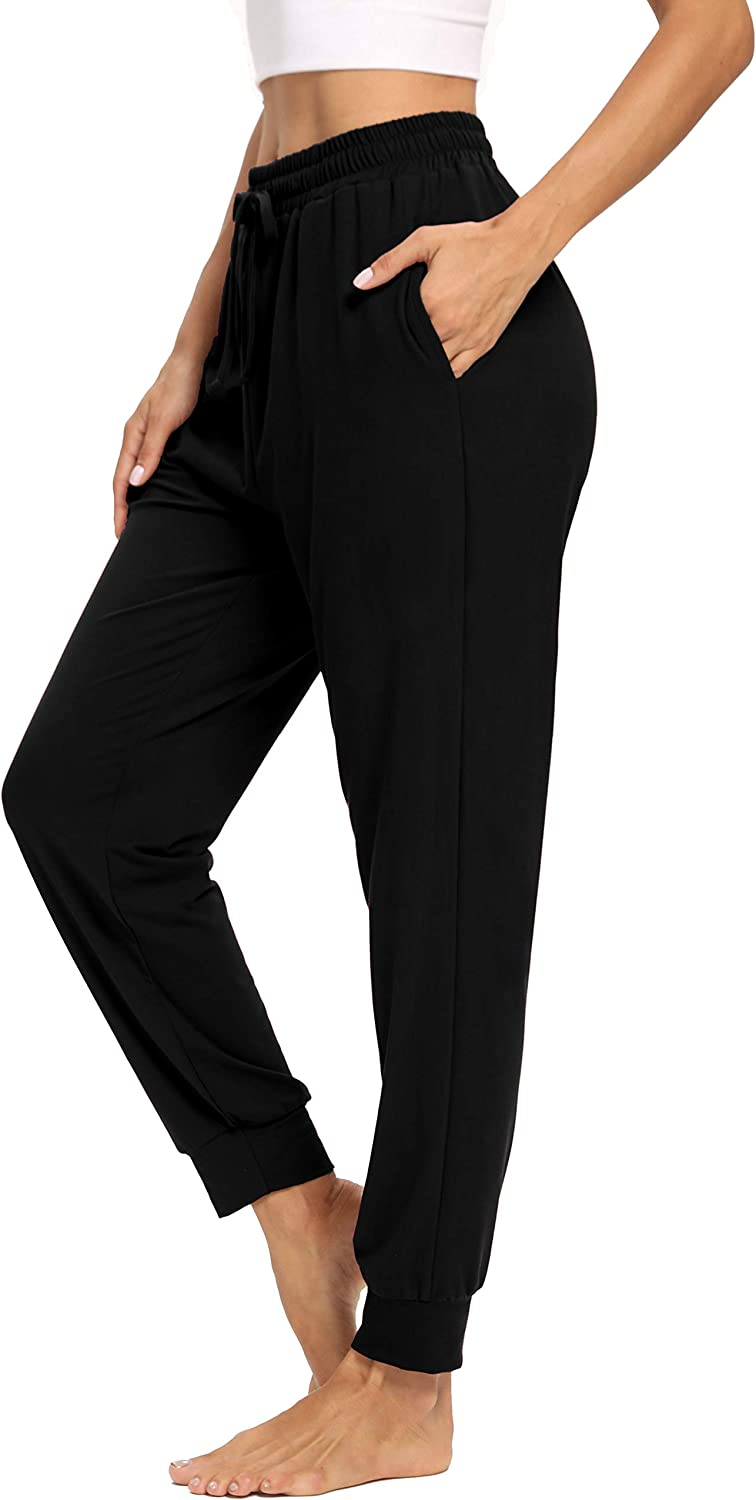 ARRIVE GUIDE Womens Yoga Sweatpants Workout Drawstring Loose Jog Spring Ranking TOP12 new work one after another