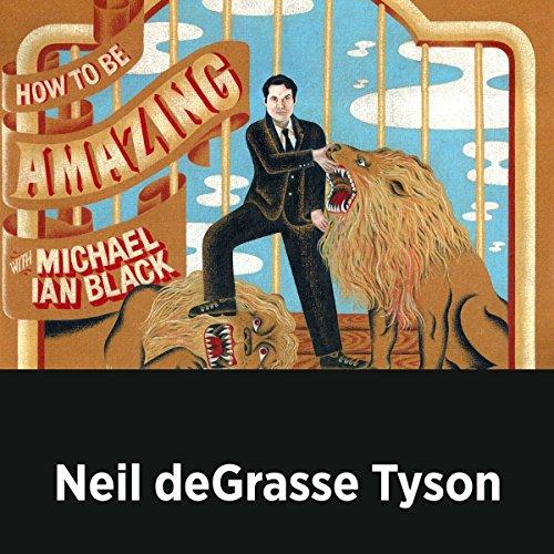 Neil deGrasse Tyson audiobook cover art