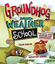 After the groundhog incorrectly predicts that spring has arrived, he gathers groundhogs from all around for Groundhog Weather School. This story is filled with colorful illustrations and a lot of information about groundhogs!