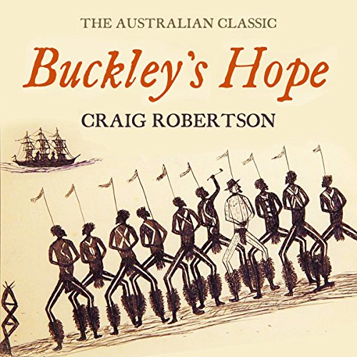 Buckley's Hope audiobook cover art