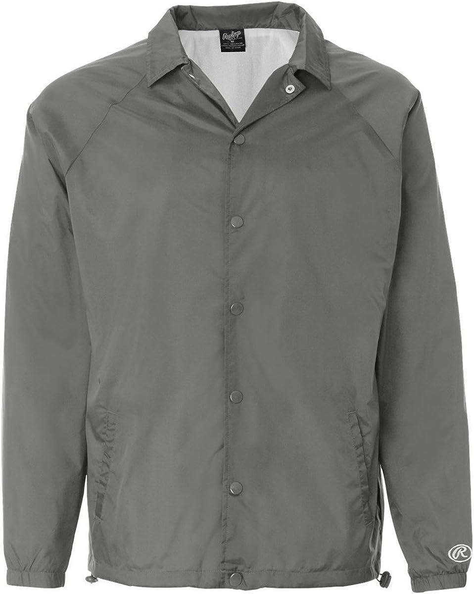 Rawlings - Nylon Coach's Jacket - 9718