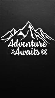 6756f86fefbf0 Amazon.com: adventure awaits decal