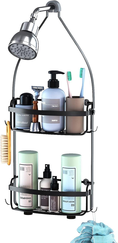 40% OFF Cheap Sale Kadolina Hanging Popular standard Shower Caddy Head Bathroom Over