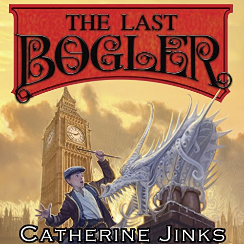 The Last Bogler audiobook cover art