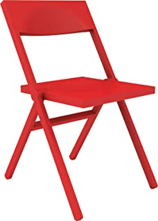 Alessi 折叠式可叠放椅,PP 和玻璃纤维,