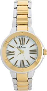 Charisma Casual Watch for WomenStainless Steel B and, Analog, C6593