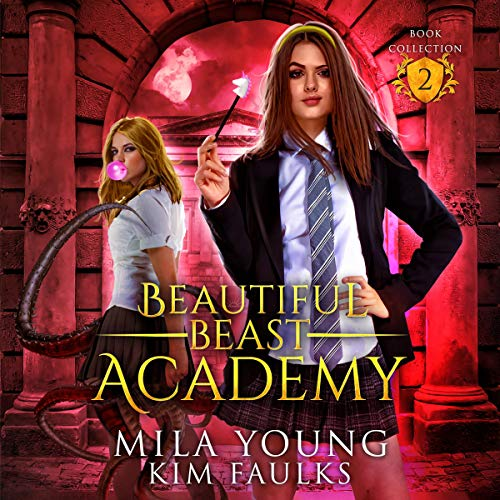 Beautiful Beasts Academy cover art
