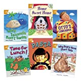Learn at Home:Star Reading Orange Level Pack (5 fiction and