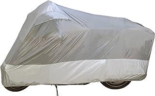 Dowco Guardian 26011 00 Ultralite Motorradabdeckung, wasserabweisend, für drinnen und draußen, Grau, Größe XL