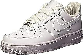 Nike Wmns Air Force 1 '07 Scarpe da Basket da Donna, Colore: Bianco, Donna, Bianco, 38,5