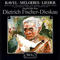 Melodies Lieder by MAURICE RAVEL (1993-01-05)