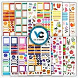 Planner Stickers (More Than 630 pcs) Productivity, Seasonal and...