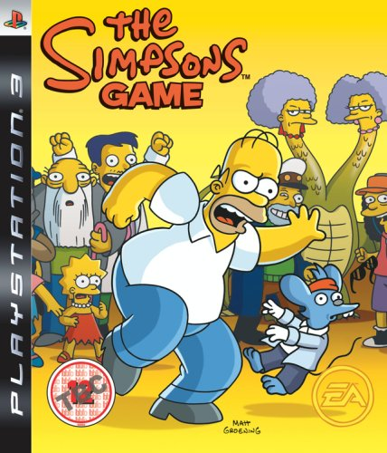 PS3 - The Simpsons: The Game