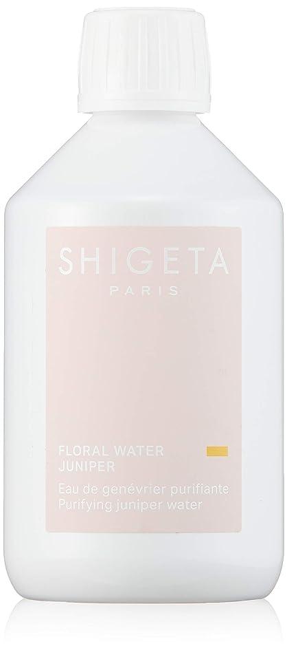 戦略二層義務づけるSHIGETA(シゲタ) SHIGETA ジュニパ- フローラルウォーター 300ml ×3