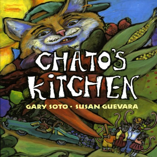 Chato's Kitchen cover art