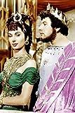 Mini-Poster, Peter Ustinov und Patricia Laffan in Quo