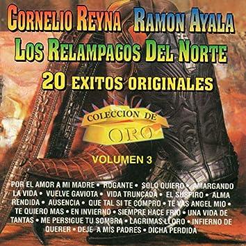 20 Exitos Originales Coleccion De Oro, Vol. 3