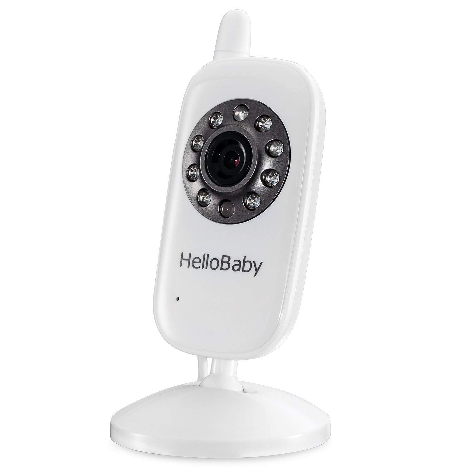 Video Baby Monitor with Camera and Audio   Keep Babies Safe with Night Vision, Talk Back, Room Temperature, Lullabies, 960ft Range and Long Battery Life (Add on Camera)