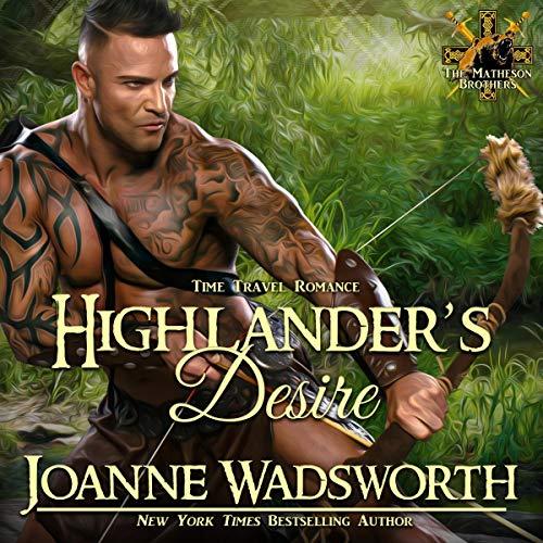 Couverture de Highlander's Desire