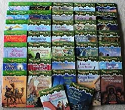Magic Tree House Complete Paperback Book Set- Includes Books #1 Through 45 By Mary Pope Osborne