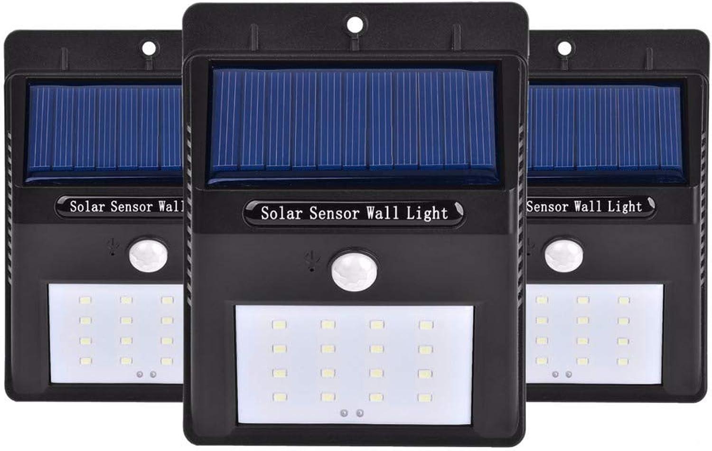 Wasserfeste Auffahrt Lampewasserdichte Solar Power Nachtlicht Sicherheit 30 Led Solar Lampe Pir Bewegungsmelder Wandleuchte Cds Nachtsensor Pfad Gartenbeleuchtung 4Er Pack