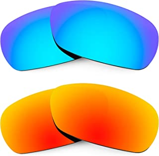 Revant Replacement Lenses for Smith Method 2 Pair Combo Pack K002