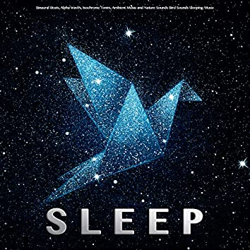 Sleep: Binaural Beats, Alpha Waves, Isochronic Tones, Ambient Music and Nature Sounds Bird Sounds Sleeping Music