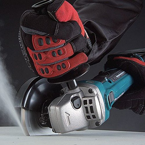 Makita DGA504Z 5-Inch Cordless Angle Grinder (Tool Only) with Brushless Motor
