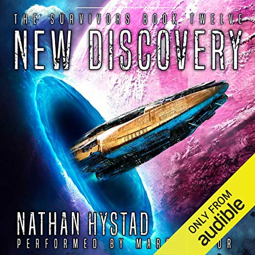 New Discovery: The Survivors, Book 12