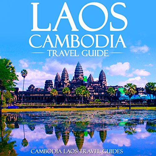 Laos Cambodia Travel Guide Titelbild